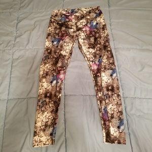 Layer 8 fleece leggings